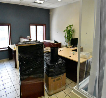 office moving project